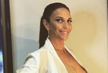 Ivete Sangalo retorna da licença-maternidade dia 29 com trio em Ondina | Reprodução | Instagram