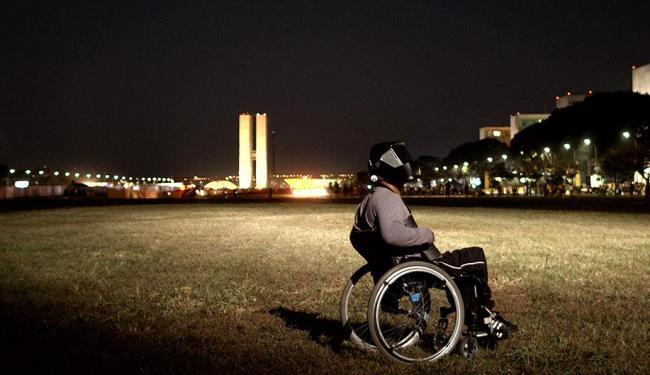 Era uma Vez Brasília, ficção científica politizada, é um dos filmes da mostra competitiva - Foto: Joana Pimenta l Divulgação