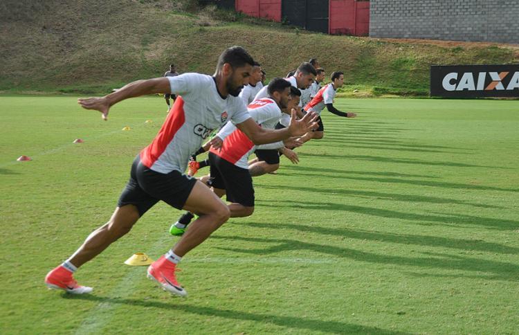 Equipe quer ser mais ofensiva, mas sem perder a solidez da defesa - Foto: Maurícia da Matta l EC Vitória