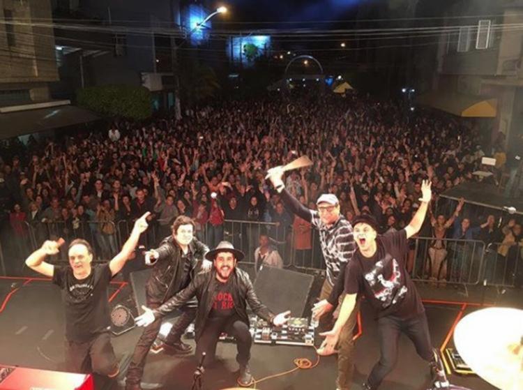 O show irá acontecer no dia 7 de outubro na Concha Acústica - Foto: Reprodução | Instagram