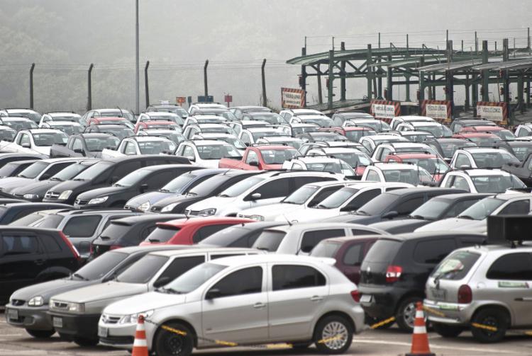 Foram vendidos 216,5 mil automóveis, comerciais leves, caminhões e ônibus - Foto: Marcelo Camargo | Agência Brasil | Fotos Públicas