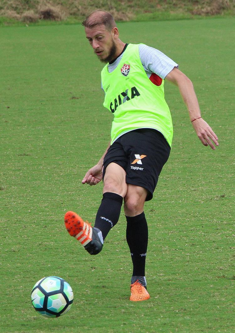 Volante é o melhor passador da equipe e tem segundo melhor saldo de gols - Foto: Maurícia da Matta l EC Vitória