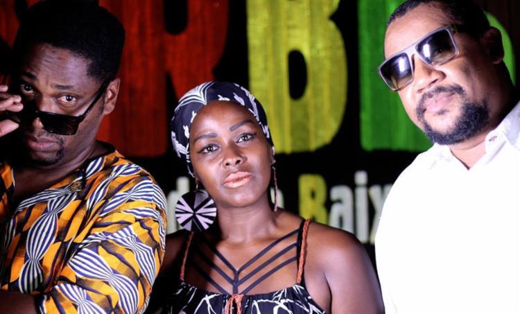 O grupo R.B.F é uma das atrações do evento - Foto: Lane Silva   Divulgação