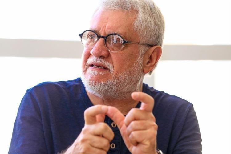 Walter Carvalho é responsável pela luz de mais de 90 produções, entre cinema e TV - Foto: Rogério Resende / Divulgação