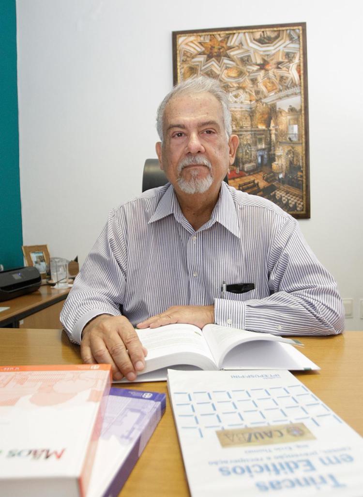 Raul Nobre Martins, arquiteto e urbanista - Foto: Mila Cordeiro l Ag. A TARDE