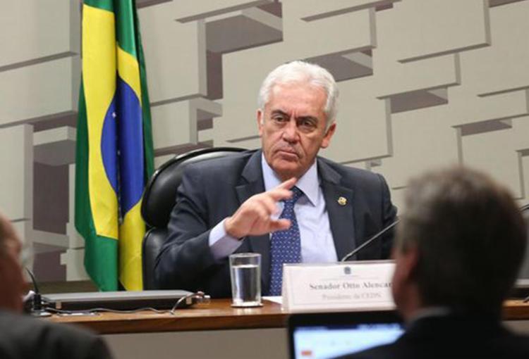 A saída do senador baiano é a segunda baixa na comissão - Foto: Fabio Rodrigues Pozzebom l Agência Brasil l 24.08.2016