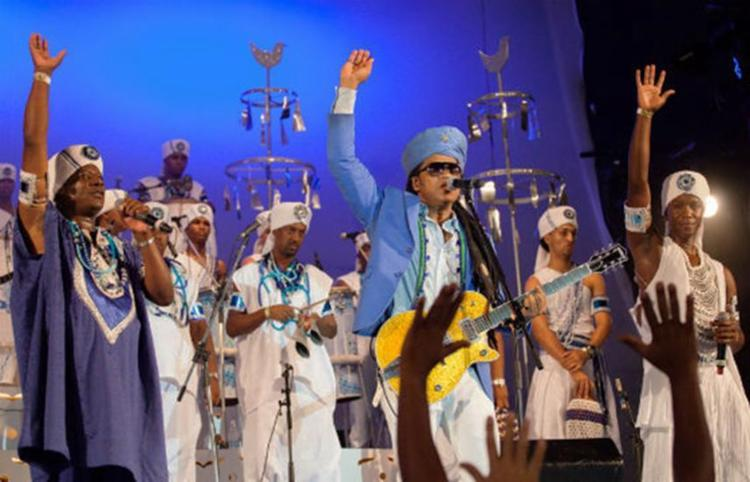 O show acontece neste domingo, 17, às 18h, na Concha Acústica do TCA - Foto: Divulgação