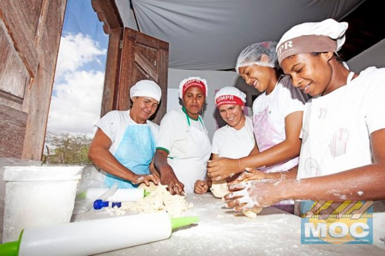 Programa de empreendimentos do MOC capacita mulheres do semiárido - Foto: Divulgação | MOC