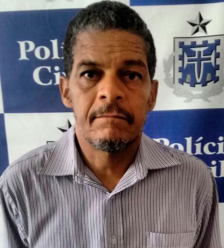 Antônio Carlos estava prestes a assinar o contrato de empréstimo quando foi preso - Foto: Divulgação | Polícia Civil