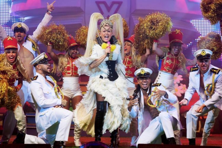 O 'Chá da Xuxa' acontece no dia 11 de outubro, na Arena Fonte Nova - Foto: Divulgação | Xuxa Produções