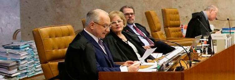 Voto do relator, Edson Fachin, foi acompanhado pela maioria dos ministros - Foto: Valter Campanato/Agência B