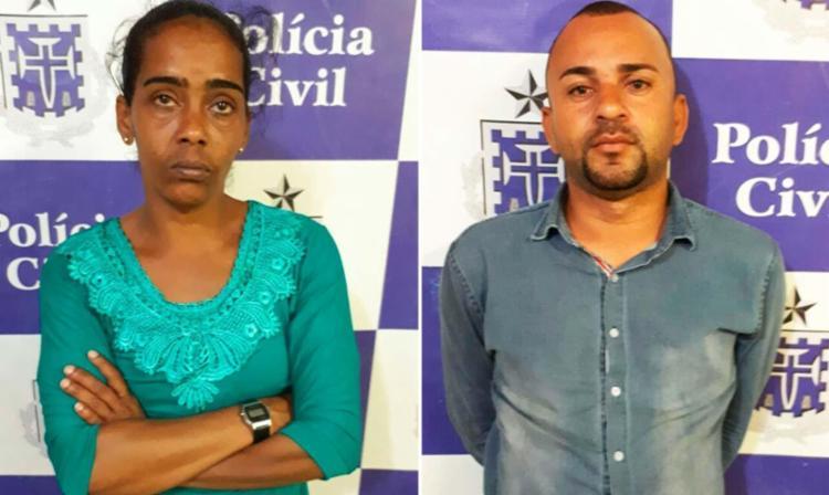 Manuela Silva Tavares e Silas Pereira dos Santos respondem a 10 inquéritos - Foto: Divulgação   SSP