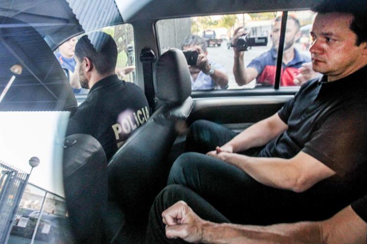 O empresário Wesley foi preso nesta quarta, 13, em sua casa, na capital paulista - Foto: Rafael Arbex | Estadão Conteúdo
