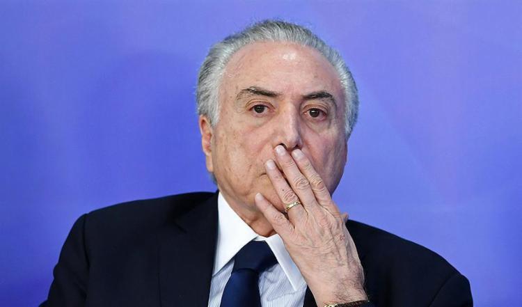 Com a sanção de Temer, as mudanças nas regras eleitorais estarão em vigor na disputa do ano que vem - Foto: Evaristo Sa l AFP