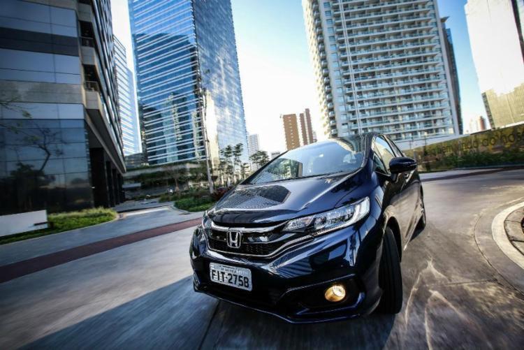 Modelo ganha controle de tração e estabilidade de série em todas as versões - Foto: Honda | Divulgação