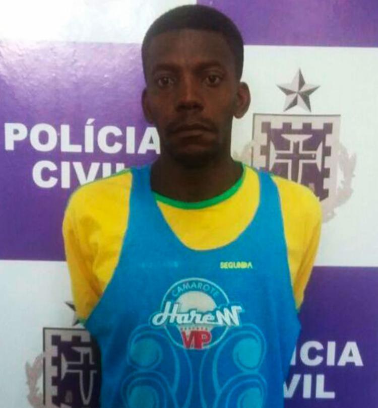 Suspeito ainda retornou à casa da vítima para raptá-lo outra vez - Foto: Divulgação | Polícia Civil