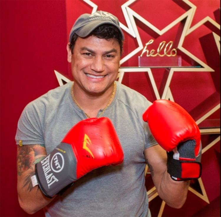 Pugilista baiano disse que vai entrar no ringue ao som de K.O. - Foto: Reprodução