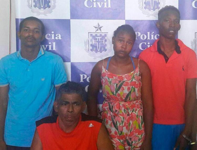 Segundo a polícia, o grupo trocava droga por aparelhos roubados - Foto: Divulgação | Polícia Civil