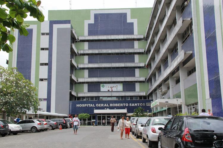 O hospital será a segunda unidade da rede estadual de saúde que realizará transplantes - Foto: Joá Souza | Ag. A TARDE | 08.10.2012