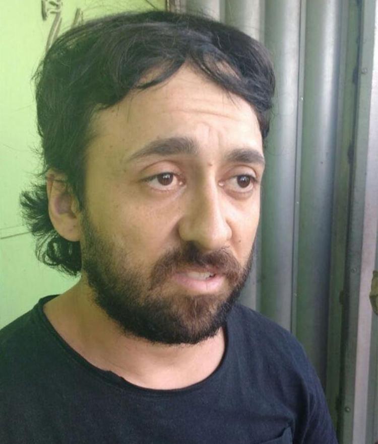 Alexandre fugiu do sistema prisional do Paraná - Foto: Divulgação   SSP