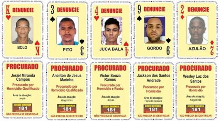 Suspeitos agiam no interior da Bahia - Foto: Divulgação | SSP