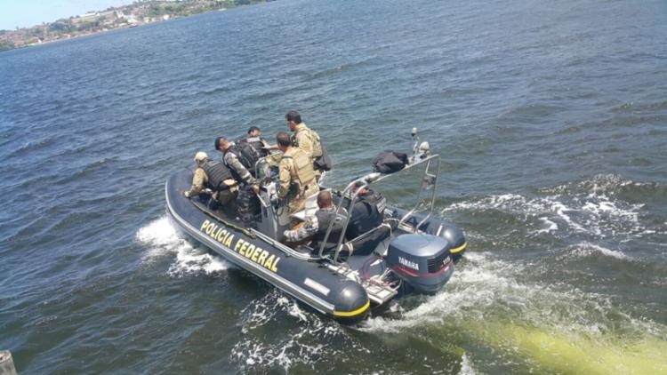 O suspeito foi preso após denúncia anônima - Foto: Alberto Maraux | Divulgação | SSP-BA