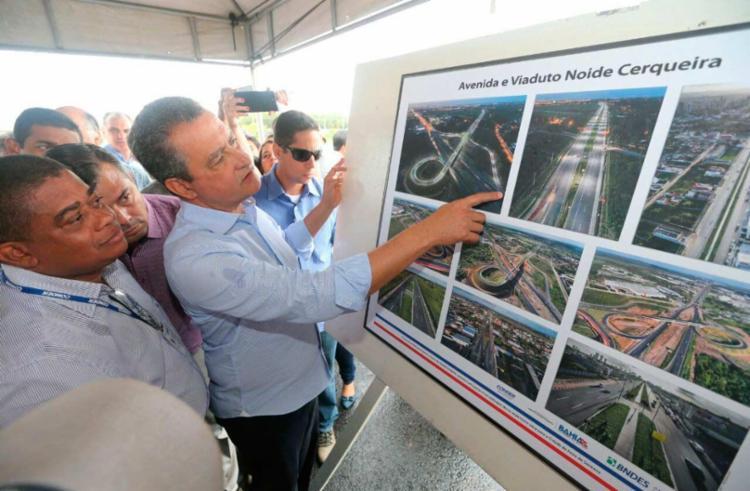 A inauguração foi feita pelo governador do estado Rui Costa - Foto: Mateus Pereira | GOV-BA