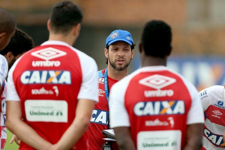 Bahia vai enfrentar Grêmio, Coritiba e Palmeiras - Foto: Felipe Oliveira | Divulgação | ECBahia