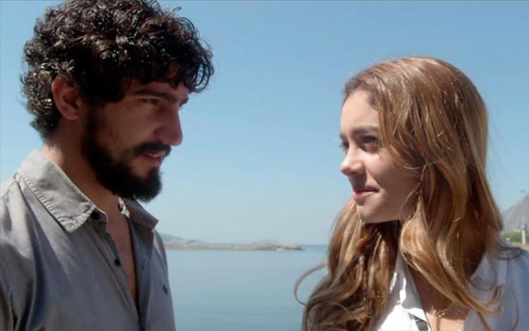 Renato Góes e Sophie Charlotte foram os protagonistas da trama - Foto: Reprodução | TV Globo