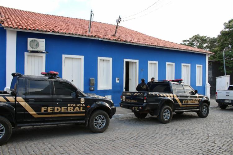 As operações da PF acontecem com o MPF e a CGU - Foto: Divulgação | Polícia Federal