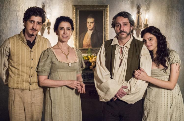 'Filhos da Pátria' estreia nesta terça-feira, 19, na TV Globo - Foto: Divulgação