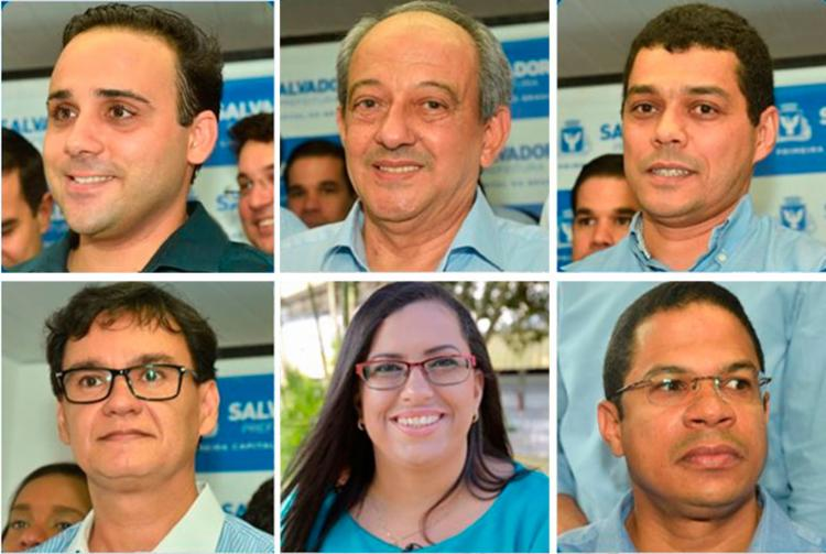 Prefeito anunciou os novos gestores na manhã desta terça-feira - Foto: Divulgação | Secom
