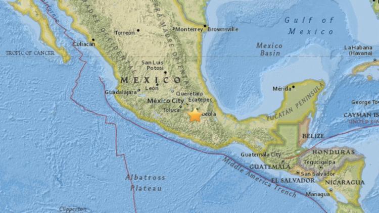 Terremoto no México: ao menos 119 mortes foram confirmadas