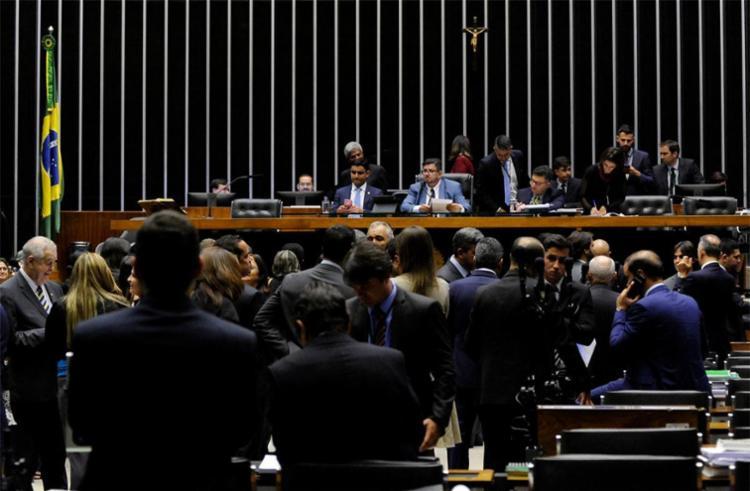 Deputados rejeitam mudança no sistema eleitoral - Foto: Luis Macedo | Câmara dos Deputados