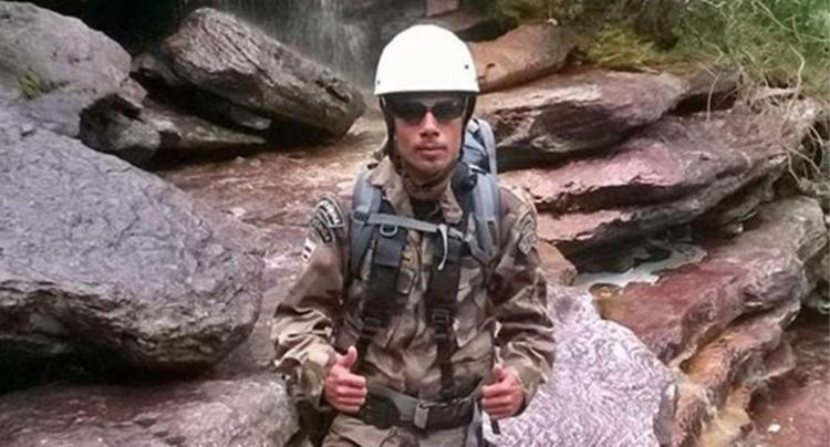 Danilo era professor de rapel e se preparava para trabalhar - Foto: Reprodução   Facebook