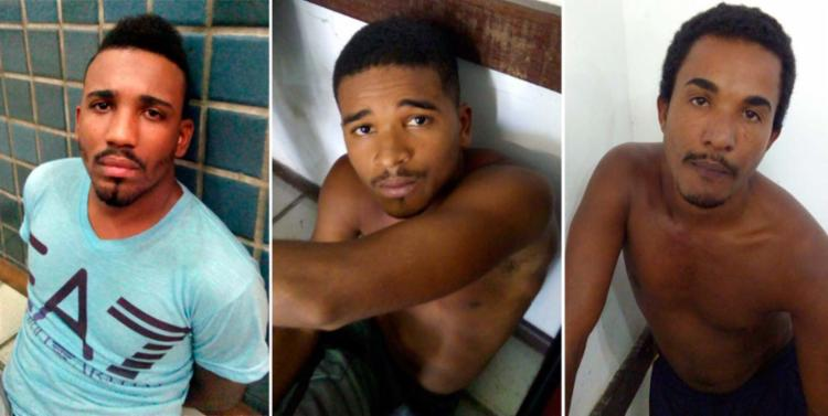 07d220f27c Suspeitos de tráfico de drogas são presos em píer no Corredor da Vitória