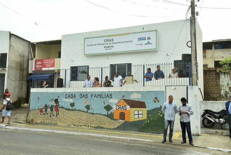 A unidade tem capacidade para atender até mil famílias por ano - Foto: Max Haack   Divulgação   Secom