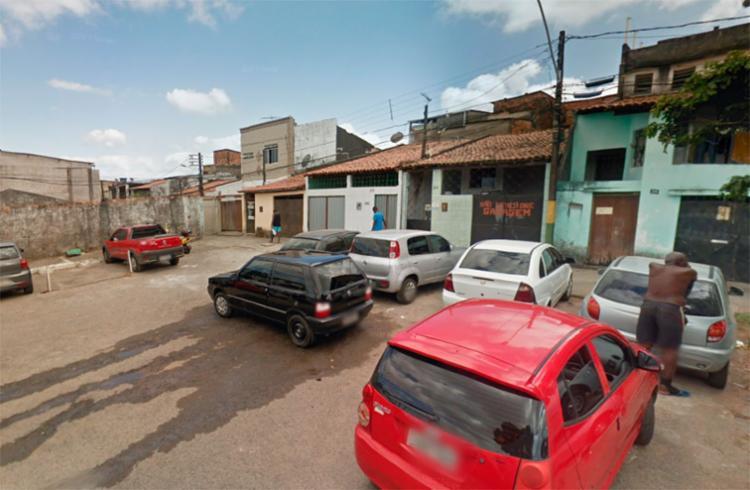 O crime aconteceu na Alameda 69, no Jardim Santo Inácio - Foto: Reprodução | Google Maps