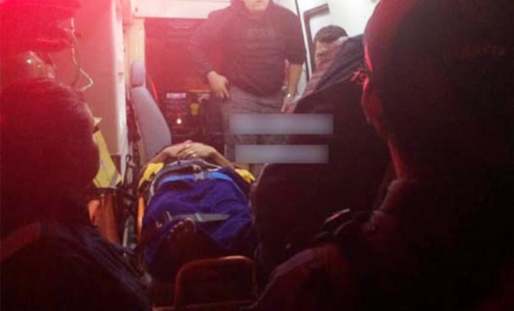 Acidente ocorreu próximo ao distrito de São Paulo do Paraíso, em Mascote - Foto: Reprodução | Blog do Marcelo