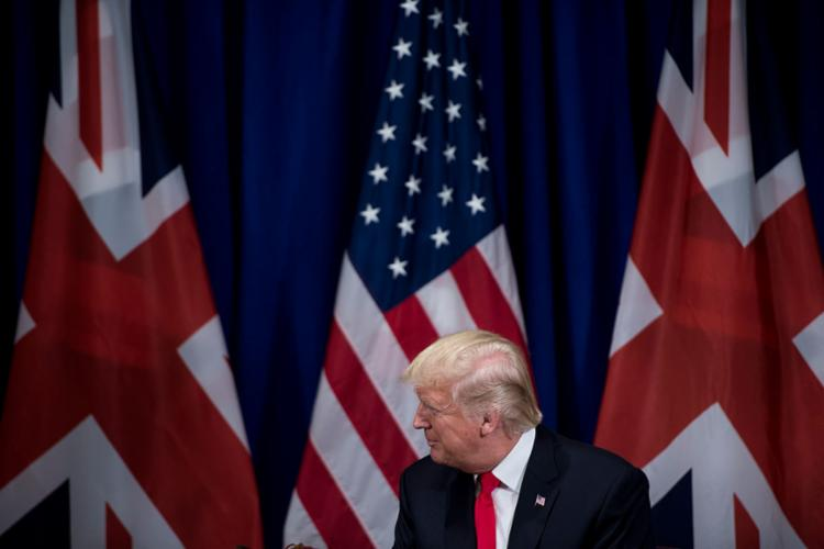 Trump ainda não deu detalhes das medidas - Foto: Brendan Smialowski | AFP
