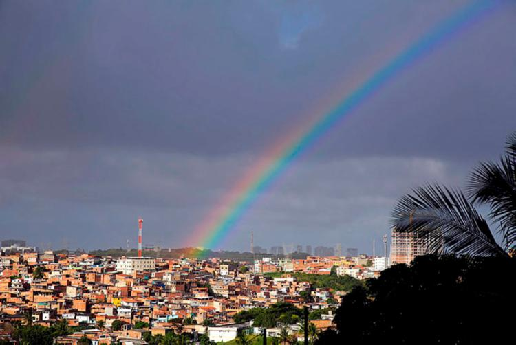 Céu nublado com chuvas fracas poderão atingir a região centro-leste - Foto: Joá Souza | Ag. A TARDE