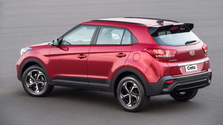 Hyundai Creta ganha versão Sport em novembro
