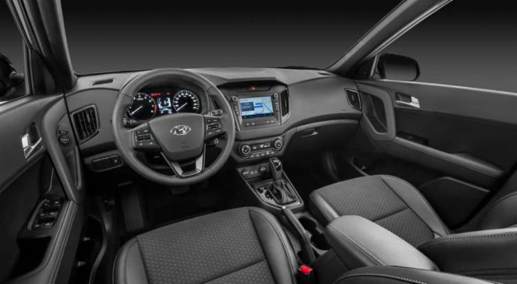 Hyundai Creta ganha versão com visual esportivo