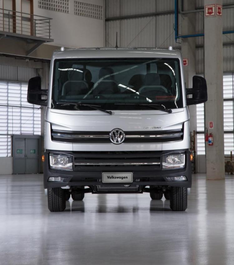 Nova geração da família Delivery foi feita com base nas demandas do cliente, diz VW - Foto: Volkswagen | Divulgação