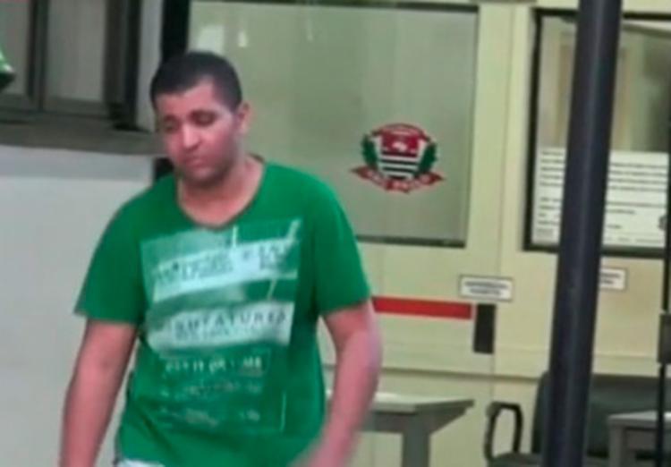 Diego Ferreira de Novaes foi detido por após assediar novamente uma mulher em um ônibus - Foto: Reprodução l UOL Mais