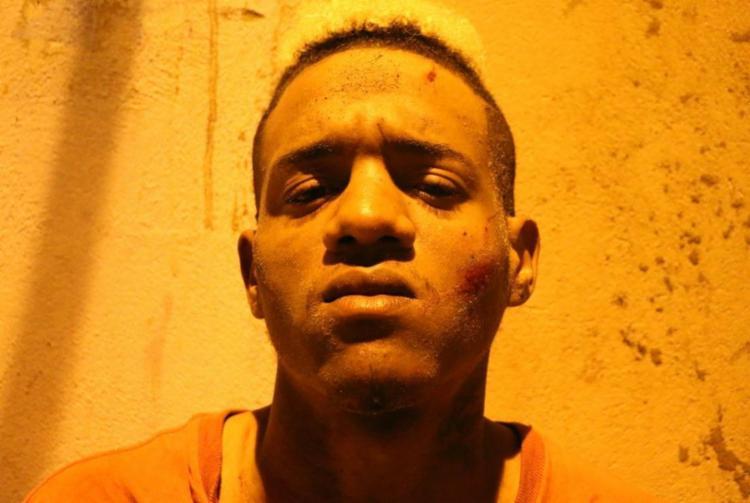 Vitor Santos foi preso no Areal, no Nordeste de Amaralina - Foto: Alberto Maraux | Divulgação | SSP