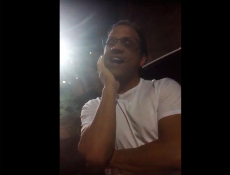 Zé Eduardo será notificado com multa e teve CNH retida - Foto: Reprodução | YouTube