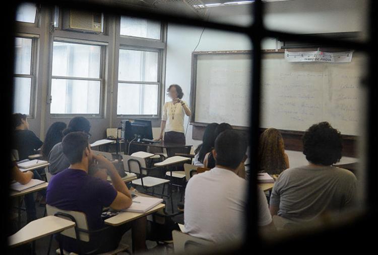 São oferecidas 2.796 vagas para professor - Foto: Tânia Rêgo | ABr | Fotos Públicas