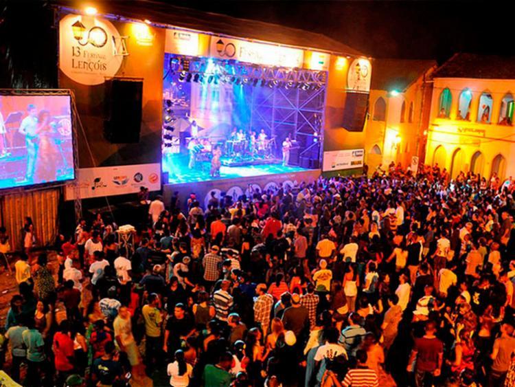 O evento acontece na cidade tradicionalmente no mês de outubro - Foto: Rita Barreto   Setur