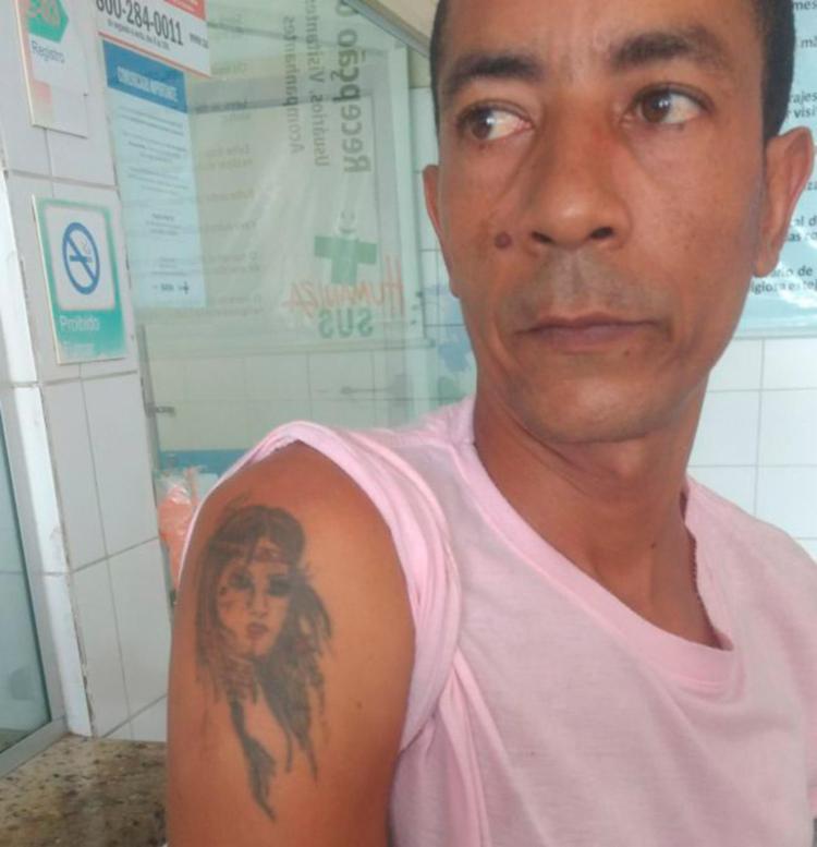 Osmar foi detido em Lauro de Freitas - Foto: Divulgação   SSP